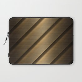 Copper Brass Metal Pipe Laptop Sleeve