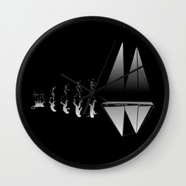 Sailor Evolution Wall Clock