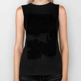 Dazed and Abstract  Biker Tank