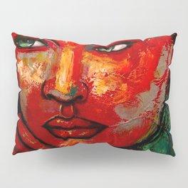 Reticence Pillow Sham