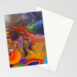 The Vegan Kiniun Stationery Cards