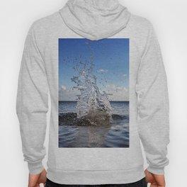 Water sculpture Hoody