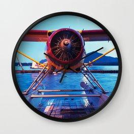 Float Plane Cooldown Wall Clock