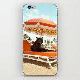 Miami Beach iPhone Skin
