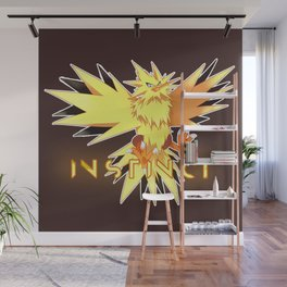 Team Instinct Wall Mural
