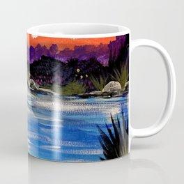 Swan Life Coffee Mug