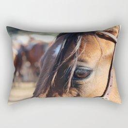 Horse-1 Rectangular Pillow
