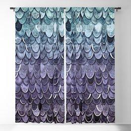 MAGIC MERMAID - MYSTIC TEAL-PURPLE Blackout Curtain
