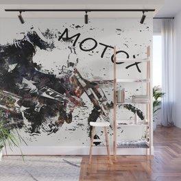 Motox Racer Wall Mural