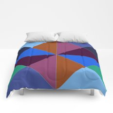 Abstract #312 Comforters