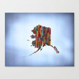 State of Mind - Alaska Canvas Print