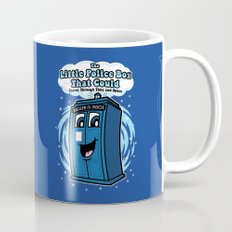 The Little Police Box Mug