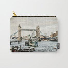 Vintage London 03 Carry-All Pouch