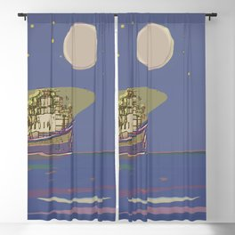 Ocean Cruiser Blackout Curtain