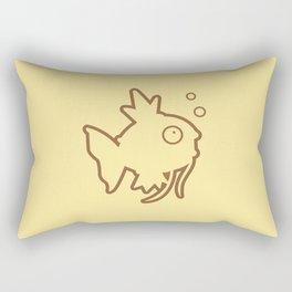 Magicarp Rectangular Pillow