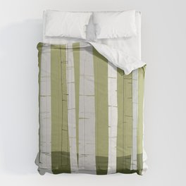 Quiet Birches Comforters