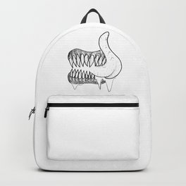 Fang Lick Backpack
