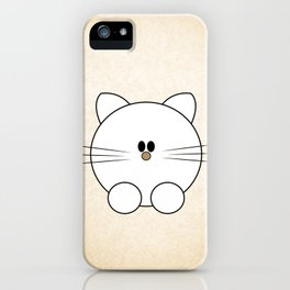 Meow? iPhone Case