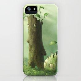 Plant Folk iPhone Case