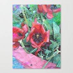 Tulips DPGPA151013-14 Canvas Print