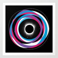 Night Eye Art Print