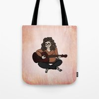 megan lara Tote Bags featuring Lara by Ilse Busschers