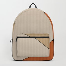 Fashion decor Backpack