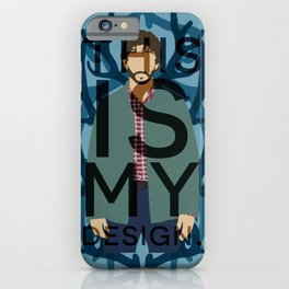 Hannibal - Will Graham iPhone Case