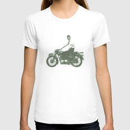 Dad on a Bike T-shirt