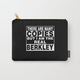 I Am Berkley Funny Personal Personalized Gift Carry-All Pouch