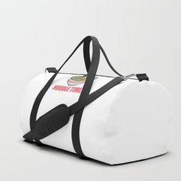 I Love Noodle Kawaii Artwork Duffle Bag