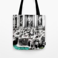 mythology Tote Bags featuring Mythology by 2sweet4words Designs
