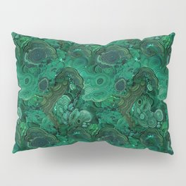 malachite Pillow Sham