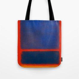 Rothko Inspired #7 Tote Bag