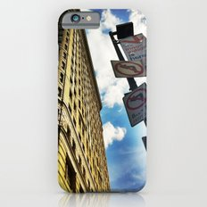 Looking Up At Flat Iron iPhone 6s Slim Case