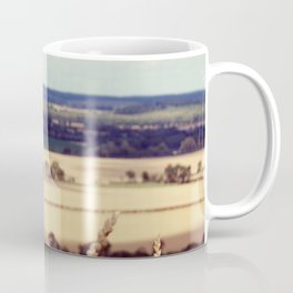 Fall Landscape. Coffee Mug