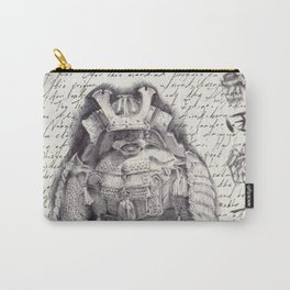 Samurai Observational Drawing Carry-All Pouch