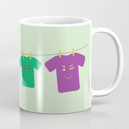 Hanging Tee Family Coffee Mug