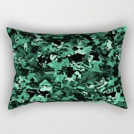 Green  Craze.... Rectangular Pillow