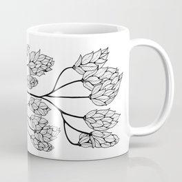 Leaf-like Sumac Coffee Mug