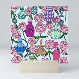 Perfume and Peonies Mini Art Print