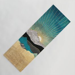 Peacock Vista Yoga Mat