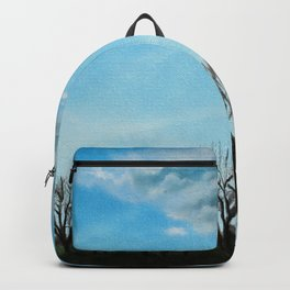 Drive In The Country Backpack