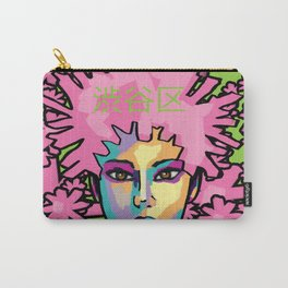 SHIBUYA 渋谷区 Carry-All Pouch