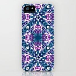 Batik Medallion 2 iPhone Case