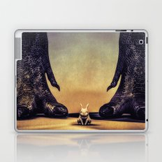 Watch Out Little Bunny Laptop & iPad Skin