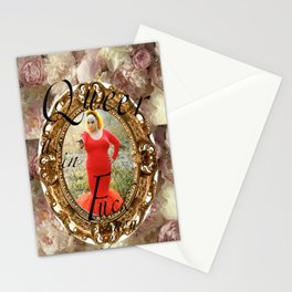Queer as in Fuck You - Divine Stationery Cards