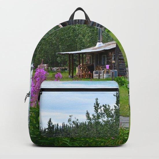 Pioneer Cabin - Alaska Backpack