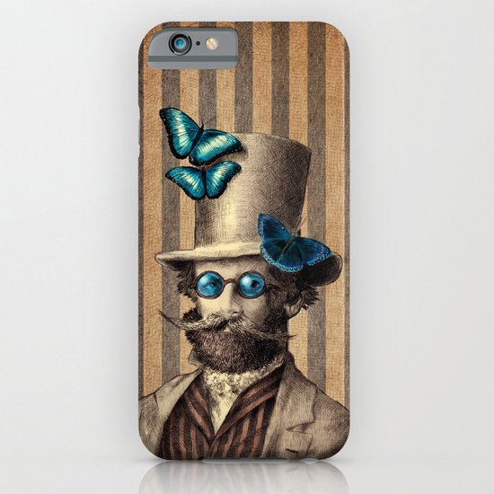 Doctor Popinjay iPhone & iPod Case