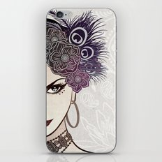 Belly Dance iPhone & iPod Skin